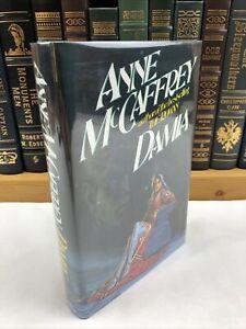 1992 ~ Damia ~ Anne McCaffrey ~ SIGNED 1st Edition Hardcover w/ Dust Jacket
