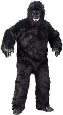 Morris Costumes Adult Unisex Men's Animals Gorilla Adult One Size. FW5408
