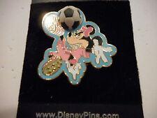 Minnie Mouse Kicking A Free D Soccer Ball ***NEW*** Disney Pin