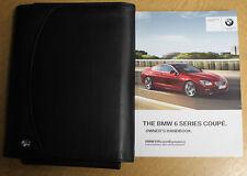 BMW serie 6 Coupé Manual Manual De Instrucciones Navi 2011-2015 Pack 13225