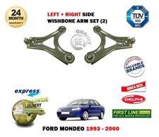 für Ford Mondeo 1993-2000 NEU 2 x VORNE UNTEN LINKS+rechts Querlenker Arm Satz