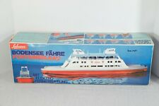 SCHUCO Fontainebleau Lake Constance Ferry Boat 763 380 w/ Box + battery remote