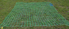 10x 9ft Strong cargo rope scramble net 4tree house playset cabin climbing frame