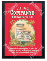 Historic Liebig Company Meat extract, 1880s Advertising Postcard 9