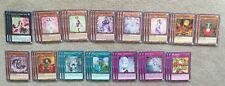 Yu-Gi-Oh!: PeterPan Rikka Fairy Deck w/ Primula The Rikka Fairy/ Rikka Sheet/ ++