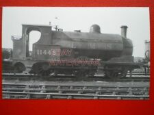 PHOTO  LMS EX L&Y CLASS 528 LOCO NO 808 LMS 11448 AT NEWTON HEATH 1938
