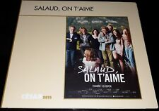 JOHNNY HALLYDAY EDDY MITCHELL SALAUD ON T AIME INTROUVABLE DVD PROMO DE 2015