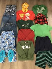 Toddler Boys Clothing Lot, 15 Items, 5T, Olaf, Carter's, Children's Place
