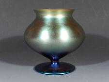 WMF Myra Lüster-Glas Vase ° Aufsatzvase °° art deco art glass ° ikora era