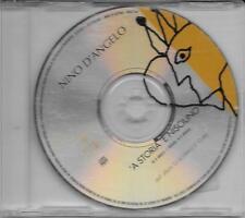 """NINO D'ANGELO - RARO CDs PROMO """" 'A STORIA 'E NISCIUNO """""""