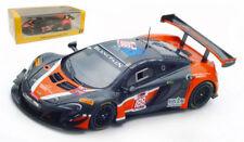 1/43 Spark Model Sb153 McLaren 650s Gt3 24hr Spa 2017 Chris Harris Garage 59