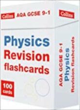 NEW 9-1 GCSE Physics AQA Revision Question Cards (Collins GCSE 9-1 Revision Card