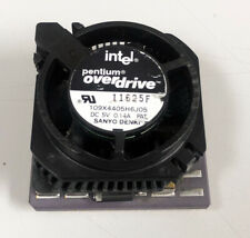 INTEL PENTIUM OVERDRIVE SL2RM 200 MHz PODMPT66X200 MMX V2.1 CPU PROCESSOR