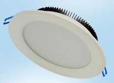 LED Downlight 230V 10W Milchglas Tageslichtweiß 5000K LEDSpot LEDStrahler 175mm