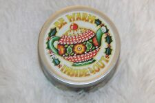 Mary Engelbreit Tin Candle 'Be Warm Inside & Out' 2000 / Oranges Fragrances