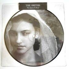 "New The Smiths The Queen Is Dead UK 2017 7"" Vinyl 45 Picture Disc Morrissey"