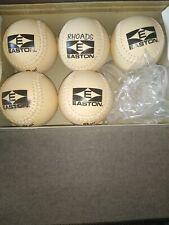 "Easton® SoftStitch™ IncrediBall® 12"" Training Balls 5 Balls (Never Used)"