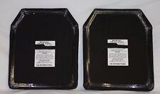 LBA NIJ III / IV Ballistic Plates Set Stab Vest Upgrade Like RF1 SAPI