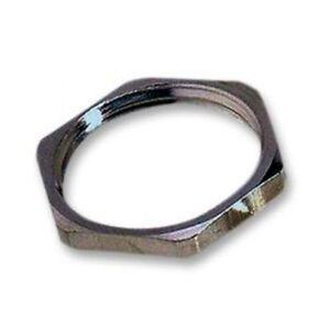 Lapp Kabel 52103040 - LOCKNUT, BRASS, M32 x 1.mm, Pack Qty 50