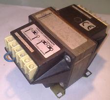 TRANSFORMADOR TECNOTRAFO TPS 63 VA ENT 220 - 380 V SAL 12 - 24 V TRANSFORMER