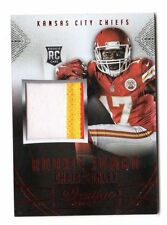 Chris Conley NFL 2015 Prestige Rookie Maglie Jumbo Patch ROSSO (Chiefs)