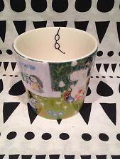 Moomin Mug Tove 100 rare glasses mug in MINT condition *NEW