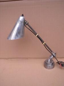 Mid Century 60er Kaiser Idell ISIS Tischlampe Schreibtischlampe Architektenlampe