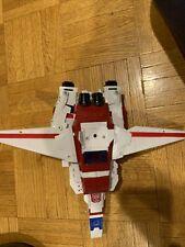 transformer 3rd party masterpiece mechaform jetfire