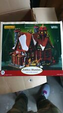 LEMAX CHRISTMAS VILLAGE - MILL VALLEY SCHOOL 2004 - BOXED