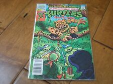 TEENAGE MUTANT NINJA TURTLES ADVENTURES #14 (1989 Series) Archie Comics VF/NM