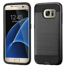 Étuis, housses et coques etuis, pochettes Samsung Galaxy S7 en métal pour téléphone mobile et assistant personnel (PDA)