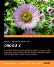 Building Online Communities with Phpbb 2: By Stoyan Stefanov, Jeremy Rogers, ...