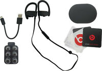 Beats Powerbeats 3 Wireless by Dr. Dre In-Ear Stereo Headphones Authentic Black