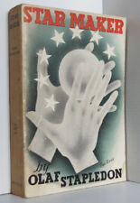 Star Maker Olaf Stapledon  First Edition Trade Paperback Issued 1937