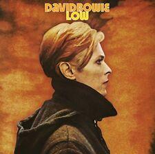 DAVID BOWIE - LOW (2017 REMASTERED VERSION) 180 GR.  VINYL LP NEW+