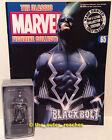 Eaglemoss Classic MARVEL Figurine Collection Magazine #65 BLACK BOLT Lead Figure