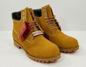 DEXTER Comfort Waterproof Work Men's Boots Construction Size 11.5 Model 150095