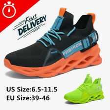 Men Fashion Running Breathable Shoes Sports Casual Walking Athletic Boy Sneakers