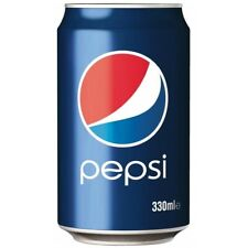 Pepsi 24 Cans x 330ml Full Tray