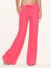 NWT Pink nora linen palazzo pant size XS