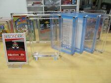 NINTENDO NES - NES  ACRYL CASE - UV - NEU - TOP - 5 STÜCK - MADE IN GERMANY