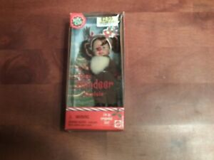 2001 Kelly Club Reindeer Chelsie Doll