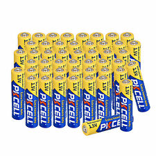 48pcs AAA Alkaline Battery 1.5V R03P UM4 Single use Batteries ,PKCELL