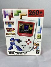Retrobit Go Retro Portable Game Player With 260 Games