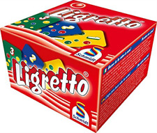 Schmidt Ligretto Red Edition Card Game NEW