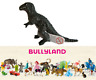 Figurine Dinosaures Tyrannosaures Peint Main 11cm Jurassic Jouet Bullyland 61351
