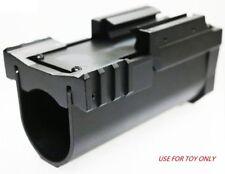 ARMY FORCE CNC Alum metal 40 mm Mini Lanceur noir pour Airsoft Jouet (AF-CT0024A)
