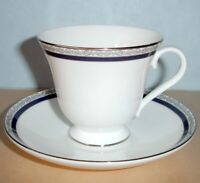 Wedgwood Seville Tea Cup & Saucer Made in England New