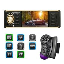 4.1'' 1 DIN Autoradio Stereo MP3 MP5 Player AUX Bluetooth USB TF Media MP4 Radio