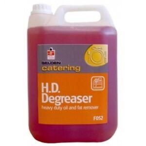 Selden H.D Degreaser - Aluminium Safe Heavy Duty Degreaser